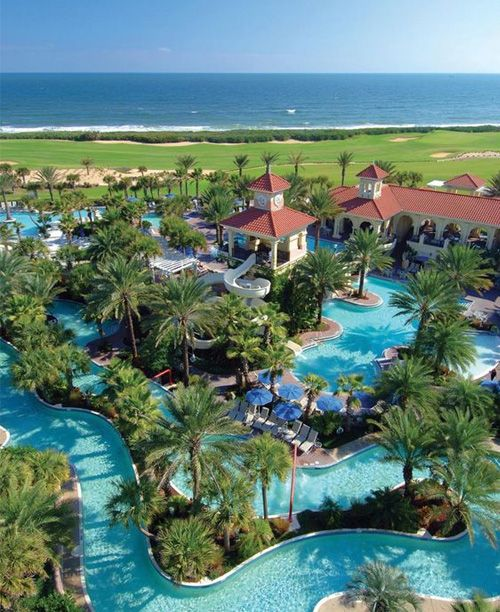 Amazing and Unique Hammock Beach Resort – Florida