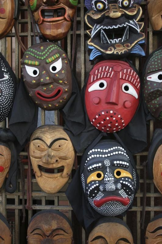 South Korea Crafts for Kids | eHow