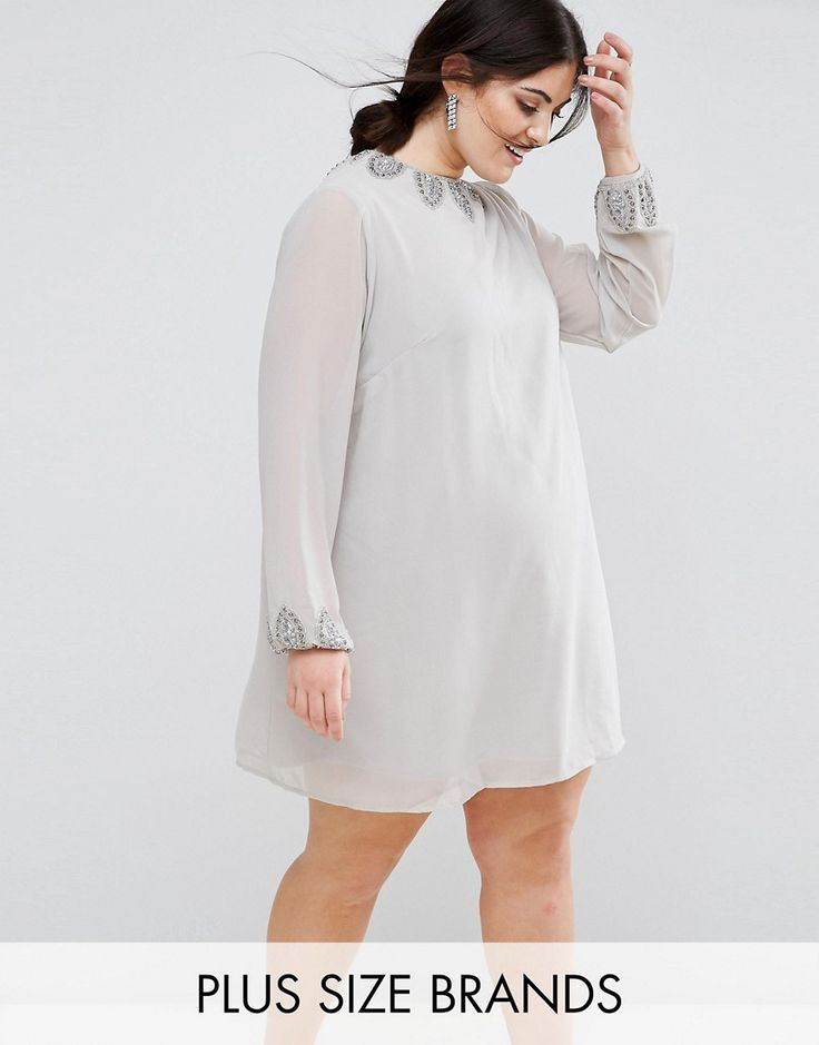 Have this and love it!  Something different from my usual pencil skirt style.  (Asos Curve - 09/2017)