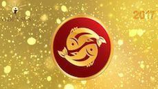 Liebe Fische-Geborenen, hier ist euer Jahreshoroskop für 2017. #jahreshoroskop #horoskop #sternzeichen #fische #vidensus #astrologie