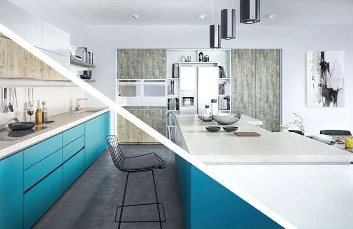 """Όταν λέμε """"στα μέτρα σας"""" το εννοούμε! Ας πάρουμε για παράδειγμα την κουζίνα GOLA. Προτιμάτε λευκές αποχρώσεις γαλάζιες ή μήπως καφέ;  Καλέστε μας στο  210 5578067-7 κι ελάτε να βρούμε την ιδανική κουζίνα για εσάς! #Eliton"""
