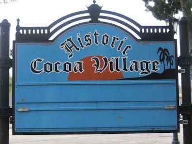 Historic Cocoa Village in Cocoa