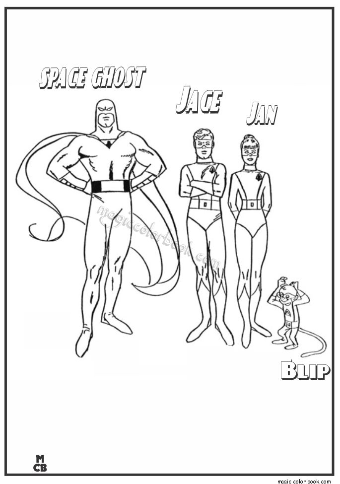 10 best Space Ghost Disney coloring pages free images on Pinterest - best of jets hockey coloring pages
