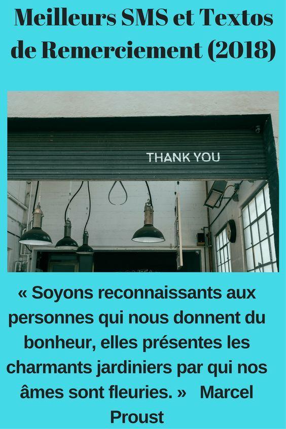 Messages de remerciements à envoyer pour amie, collègue, famille etc !