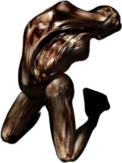 Lying Figure from Silent Hill 2