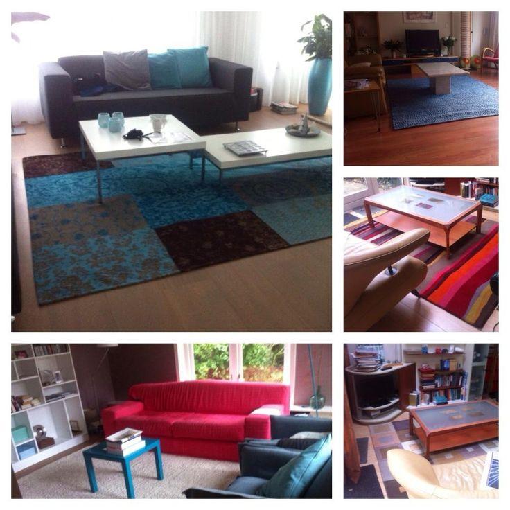Vloerkleden bij u thuis zien? Past het bij uw interieur? Is het wel uw smaak? Alles kan bij vloerkledenwinkel! Mail naar info@vloerkledenwinkel.nl