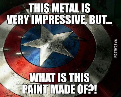 30 Funny Captain America Memes