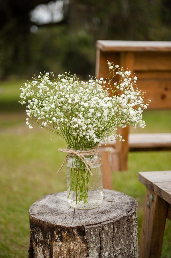 49 Best Mason Jar Centerpieces Images On Pinterest