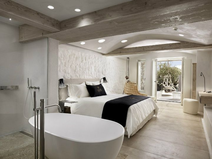 Kensh Boutique Hotel Suites On Mykonos