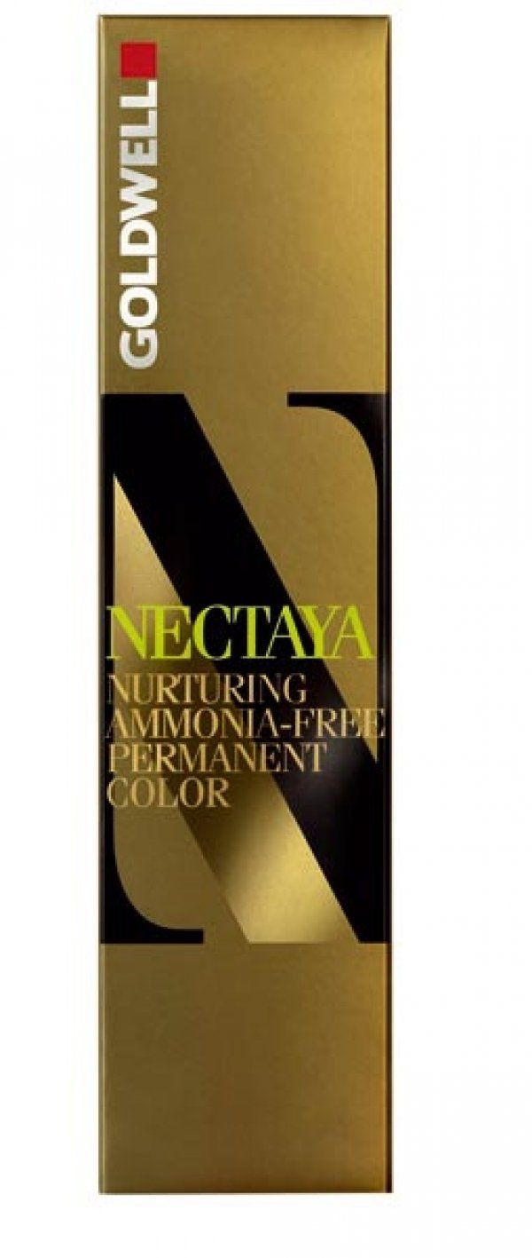 Goldwell Nectaya Nurturing Hair Color 2n Black Read More At The Image Link This Is An Affiliate Link And I Receive A Commission Fo Permanent Hair Color Hair Color Hair Designs