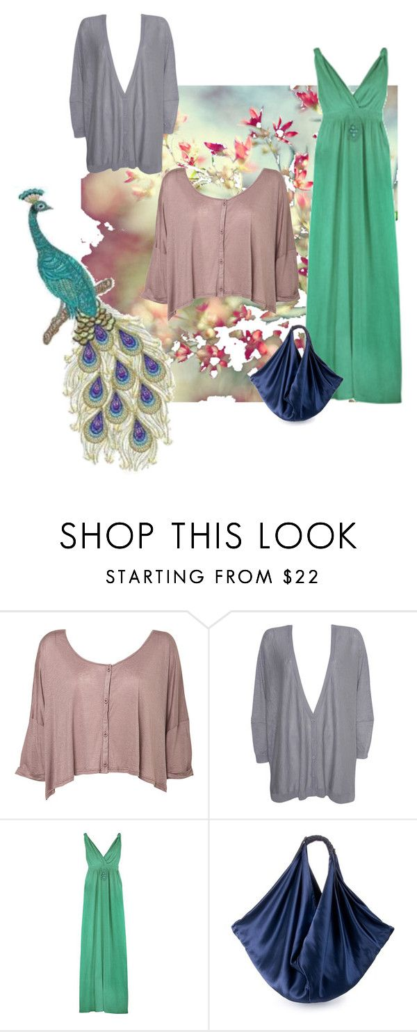 """""""Elegance 2"""" by opalinebutterfly on Polyvore featuring Melissa Odabash and Maison Margiela"""