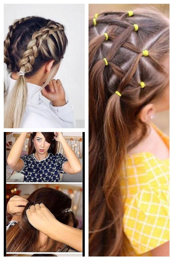 Nice Hairstyle Date Easyhairstyles Easyhairstylesforschool Easy Hairstyles Cool Hairstyles Cute Simple Hairstyles