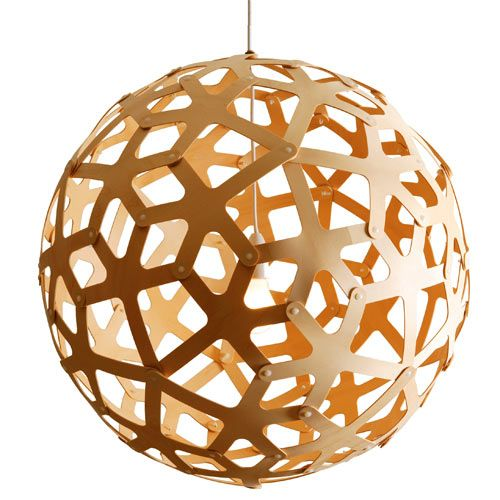 Natural Coral Pendant & David Trubridge Natural Coral Pendant | YLighting