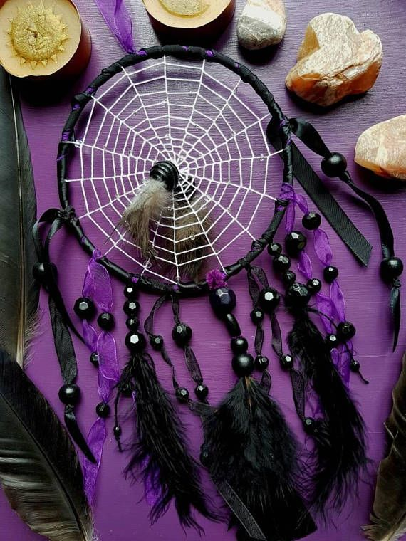 Check out this item in my Etsy shop https://www.etsy.com/uk/listing/561980725/spider-web-dream-catcher-cobweb-dream