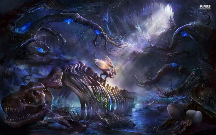 Dragon's nest wallpaper