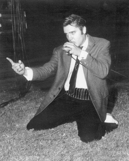 October 11: Cotton Bowl, Dallas, TX 1956