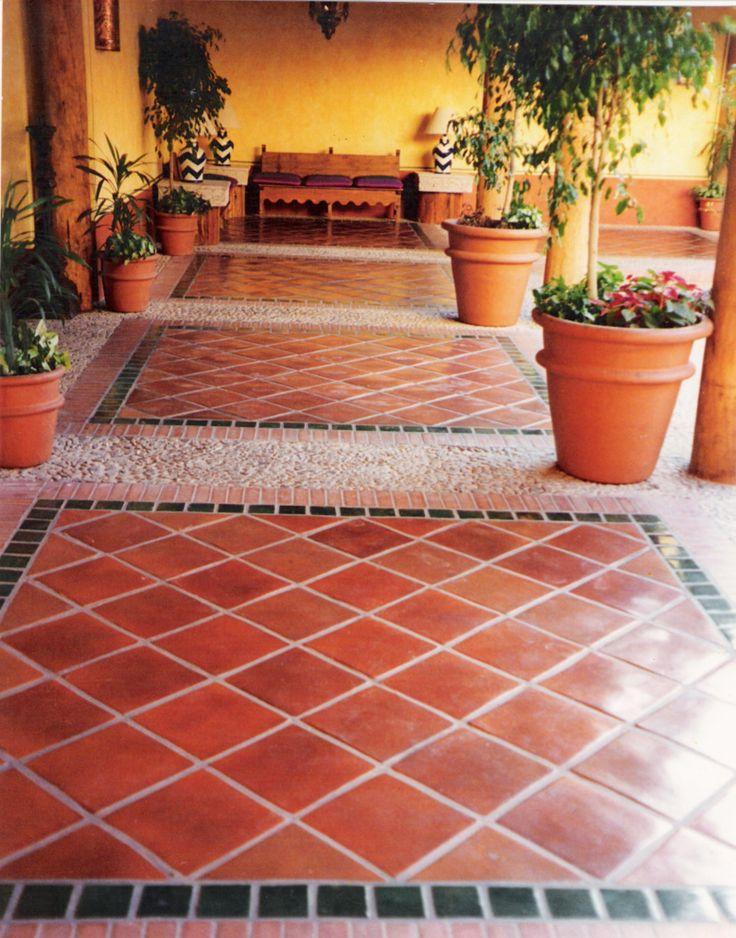 M s de 25 ideas incre bles sobre pisos rusticos para for Pisos de jardines exteriores