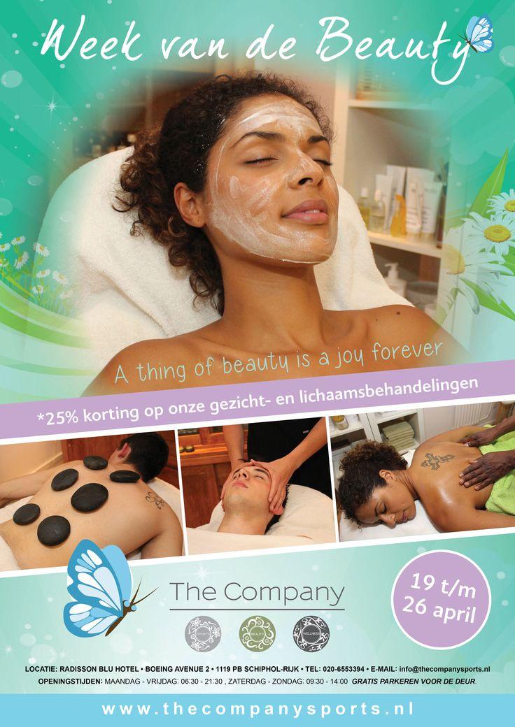 The Company - Week van de Beauty Poster