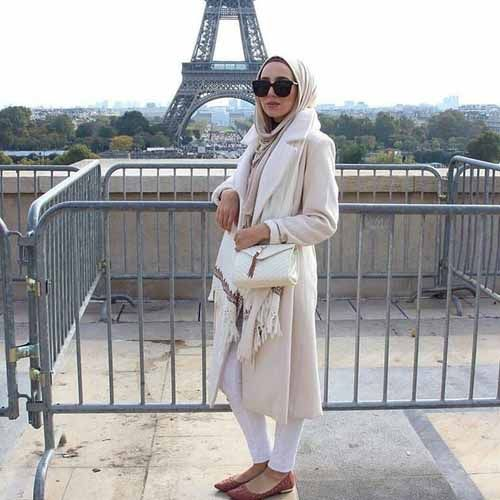 How to wear chic hijab in cold winter days – Just Trendy Girls