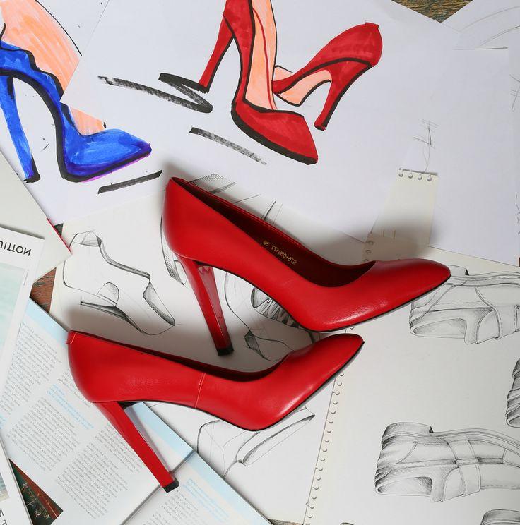 Красивые и хорошие туфли помогут быть смелее и сделают образ по-настоящему уникальным! Экспериментируйте вместе с Respect! Арт:S75-088177/8 #respectshoes #iloverespect #shoes #respect #respectmood #обувьреспект #настроениевесна #весна