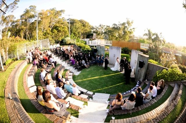 Real Wedding at Eden Garden (Garden Theatre), North Ryde