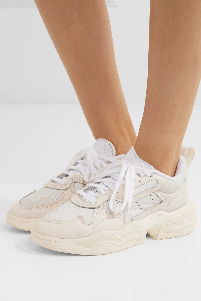 adidas Originals Supercourt RX leather sneakers in 2020
