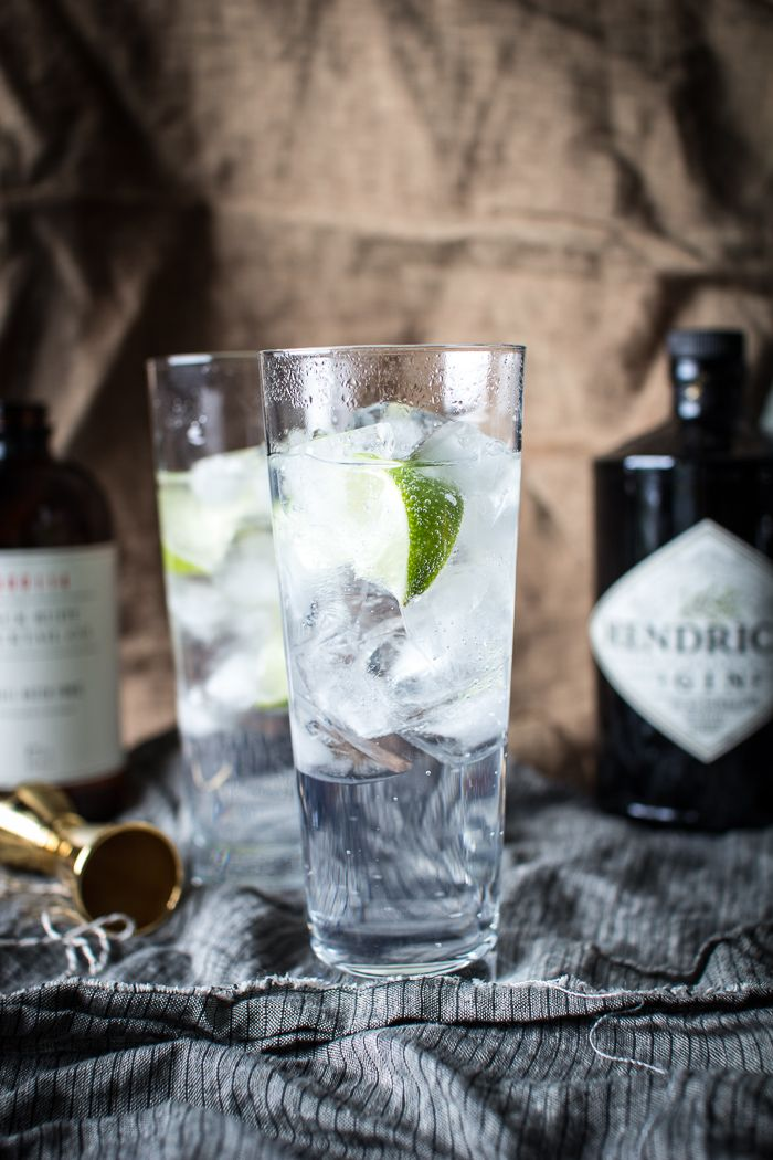 how to make the perfect gin + tonic.