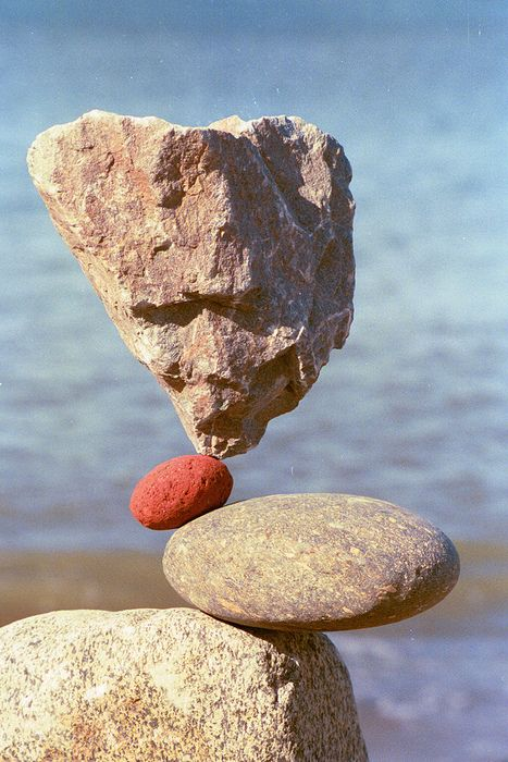 Amazing balance