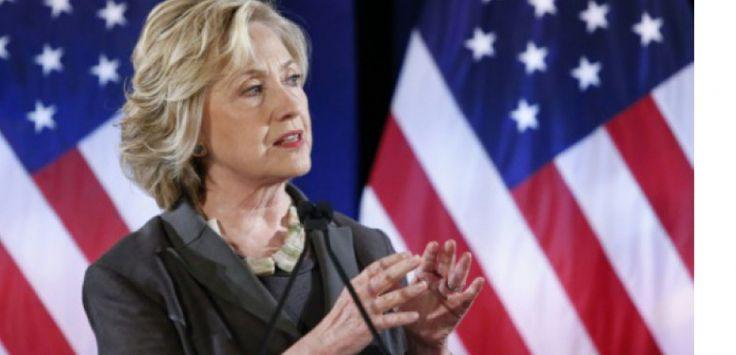 USA: Superpuissance des énergies propres dit Hillary Clinton