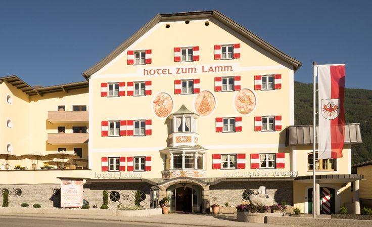 Hotel mit Hund - Hotel Zum Lamm in Tirol, Imst