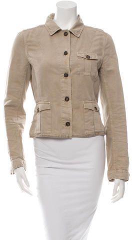 Prada Sport Khaki Jacket
