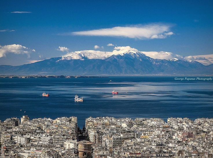 Thessaloniki, George Papanas.