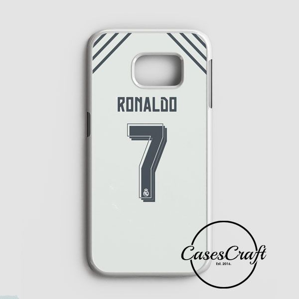 Cristian Ronaldo Real Madrid Jersey New Kit Samsung Galaxy S7 Case | casescraft