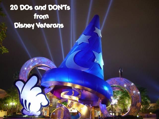 Disney World Tips & Tricks: 20 do's and don'ts from Disney veterans