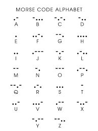Image result for morse code hidden in a picture
