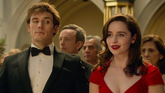 Red dress quotes me before you letter