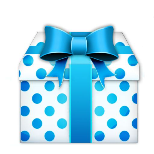 Gift Icon 512x512 png