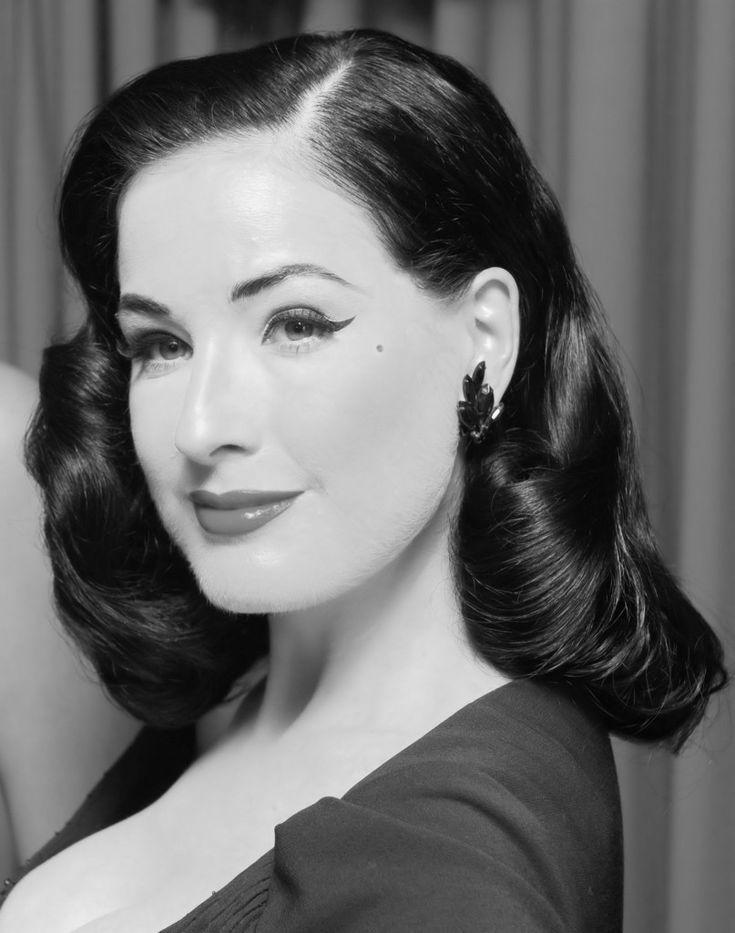 Dita Von Teese, burlesque dancer, model, costume designer and actress (born 1972)