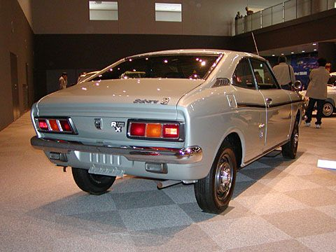Leone coupe · 1400GSR (founder, in 1971 -1979 years)