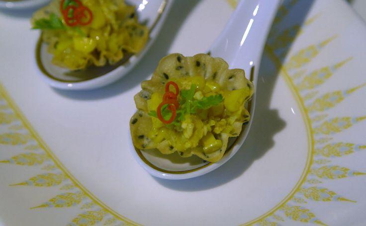 Aprenda a fazer esse aperitivo tailandês para servir na próxima festa
