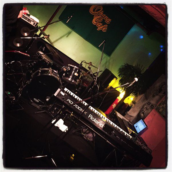 Schroeder-Headz @ Ohana Cafe、堪能! あー、楽しかった*\(^o^)/*
