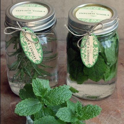 The herbs in my garden are growing like crazy this year, especially my rosemary and mint plants, so I thought it might be fun to experiment with herbal infusions. In the past, I've made herb-infused oils and simple syrups with success, but this time I wanted to try something new. I recently came across a... Read More »
