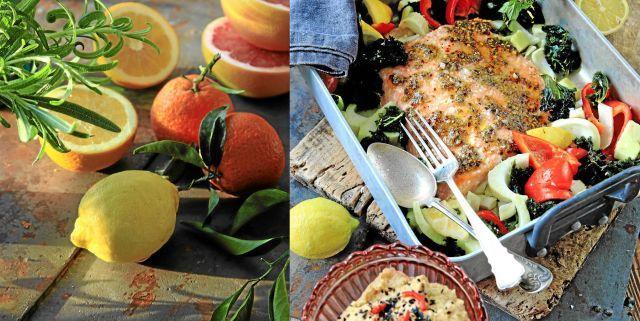 Pulled lax med chili och grönsaker är en alldeles underbart saftig och god fiskrätt.