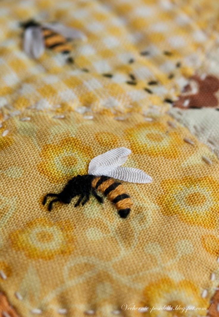 Медовая косметичка / Honey cosmetic bag - Вечерние посиделки