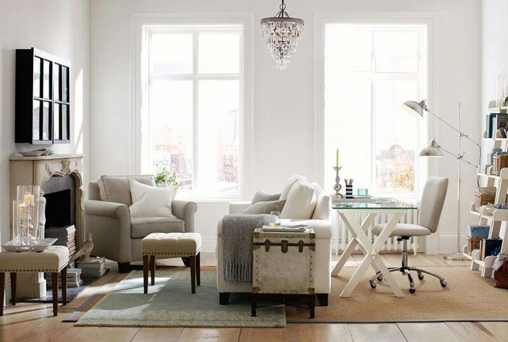 pottery barn for small spaces