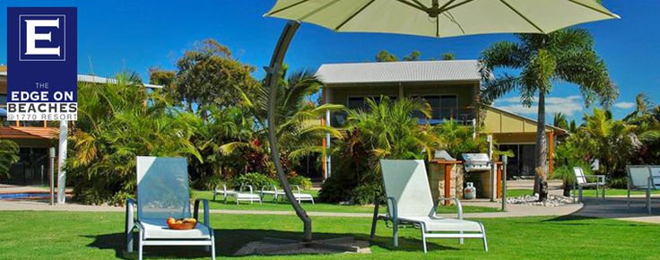Home - Agnes Water / 1770 Holiday Accommodation, Edge on Beaches Resort - Luxury Villa