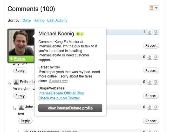 8 Alternatives WordPress Comment System 2014 - PediaUp