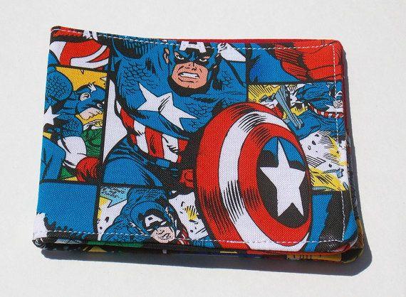 Spring Sale Marvel Captain America  Avengers  by VABeachQuilter