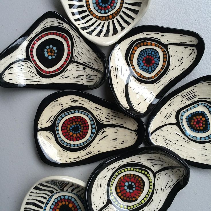 Latest ceramics by Penny Evans