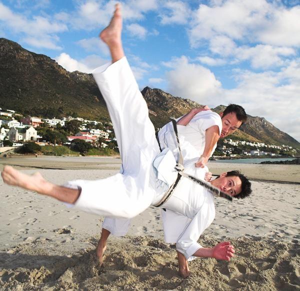 #Train like an Olympic #judo #wrestler